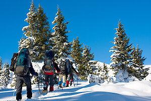 Winterurlaub in Sankt Englmar
